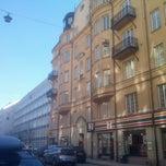 Photo taken at Wikimedia Sverige by Jan A. on 3/31/2013