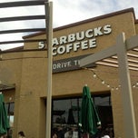 Photo taken at Starbucks by Jessica A. on 3/15/2013