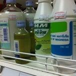 Photo taken at ร้านขายยาสองเภสัช by Sofia🍒 on 12/27/2012