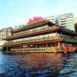 Photo taken at Sea Palace by Dario M. on 1/13/2013