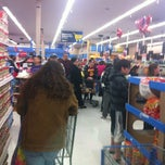 Photo taken at Walmart by Mike M. on 2/13/2013