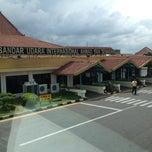 Photo taken at Ahmad Yani International Airport (SRG) by Arif A. on 1/1/2013