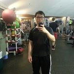 Photo taken at Charles V. Schaefer Athletic and Recreational Center by Ranger W. on 2/27/2014