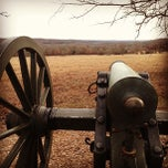 Photo taken at Wilson's Creek National Battlefield by Brent S. on 1/11/2013