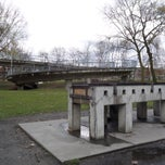 Photo taken at Brilschans Park by Fré V. on 4/18/2013