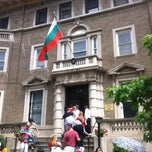 Photo taken at Embassy Of The Republic of Cyprus by Sam M. on 5/11/2013