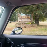 Photo taken at Paris, Arkansas by Barney R. on 10/27/2013
