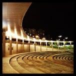 Photo taken at Anfiteatro da Ponta Negra by Fana F. on 6/9/2013