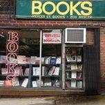 Photo taken at Mercer Street Books by Rachel W. on 7/11/2013