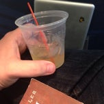 Photo taken at First Class US Air by Robbie M. on 10/10/2013