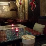 Photo taken at Café Mezo by Daniel G. on 1/1/2015