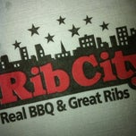 Photo taken at Rib City by Tim E. on 12/2/2012