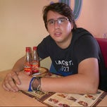 Photo taken at Crazy Tacos - Mexican Food by Gabriel B. on 11/23/2012