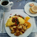 Photo taken at Holly's Lighthouse Cafe by Dean on 2/19/2015