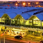 Photo taken at Minneapolis-St. Paul International Airport (MSP) by David B. on 7/24/2013
