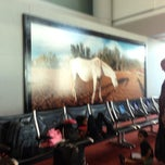 Photo taken at Gate C41 by Stacey T. on 9/8/2013