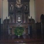 Photo taken at Monasterio Carmelitas Descalzas by Rafa O. on 12/3/2012