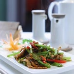Photo taken at Veg Inn | 素人素食 by Time Out Shanghai on 5/9/2013