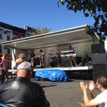 Photo taken at Hoboken Arts & Music Festival by Chris L. on 9/29/2013