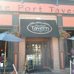 Photo taken at Port Tavern by Denise on 8/10/2013