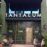Photo taken at Tantalum by Sheila V. on 7/20/2013