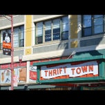 Photo taken at Thrift Town by Steve R. on 10/21/2012