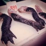 Photo taken at Bayard Meat Market by Desmond C. on 2/17/2013