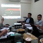 Photo taken at Direktorat Jenderal Pemasyarakatan by GUNAWAN A. on 1/20/2014