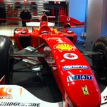 Photo taken at Ferrari Store by Marcello E. on 12/8/2012