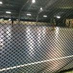Photo taken at JPS Futsal Ampang by Pojan M. on 1/2/2015