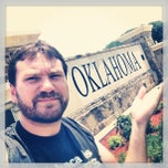 Photo taken at Oklahoma Visitor Center by Pete B. on 6/12/2013
