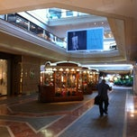 Photo taken at Copley Place by Jason H. on 5/10/2013