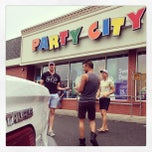 Photo taken at Party City by Jared Y. on 6/30/2013
