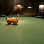 Photo taken at BSC - Billard Sport Casino by Federico R. on 1/20/2013