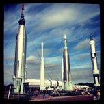 Photo taken at Kennedy Space Center Visitor Complex by Sebastian V. on 2/21/2013