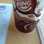 Photo taken at Burger King Vista Hermosa by La A. on 12/11/2012