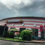 Photo taken at McDonald's by olezha_mitinskiy on 6/29/2013