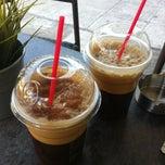 Photo taken at Γρηγόρης & Coffeeright by Maria 💛 E. on 6/6/2014
