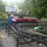 Photo taken at Memphis Kiddie Park by Latha S. on 6/5/2013