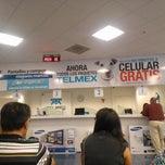 Photo taken at Tienda TELMEX by Alberto L. on 3/3/2014