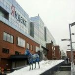Photo taken at Яндекс / Yandex HQ by Сергей М. on 12/25/2012