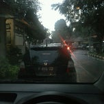 Photo taken at Lapangan Apel Mapolres Bogor by Dony B. on 12/14/2012