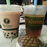 Photo taken at Tea Station by Maricel P. on 5/24/2013