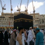 Photo taken at MASJIDIL HARAM by Mira A. on 3/29/2013