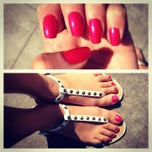 Photo taken at i love nails by Elise A. on 8/7/2013