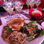 Photo taken at (Vin'tij) Wine Boutique & Bistro by Keith H. on 8/27/2013
