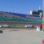 Photo taken at Kansas Speedway by Ryan H. on 10/28/2012