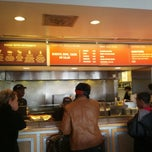 Photo taken at Chipotle Mexican Grill by Iyetade O. on 3/15/2013