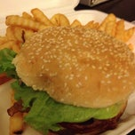 Photo taken at Jasmin's Cafe by Stephanie B. on 2/3/2014
