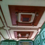 Photo taken at Masjid Agung Cianjur by Dessy R. on 7/29/2014